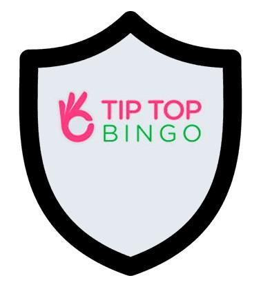 Tip Top Bingo - Secure casino