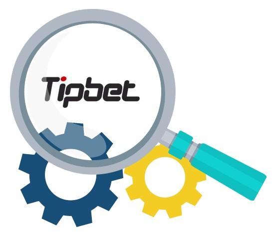 TipBet Casino - Software