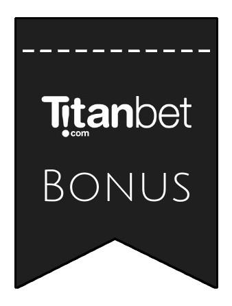 Latest bonus spins from Titanbet Casino