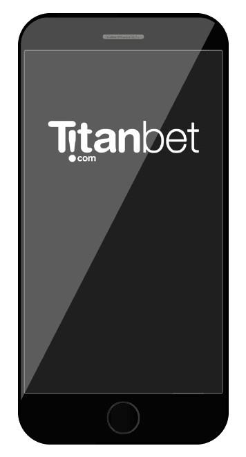 Titanbet Casino - Mobile friendly