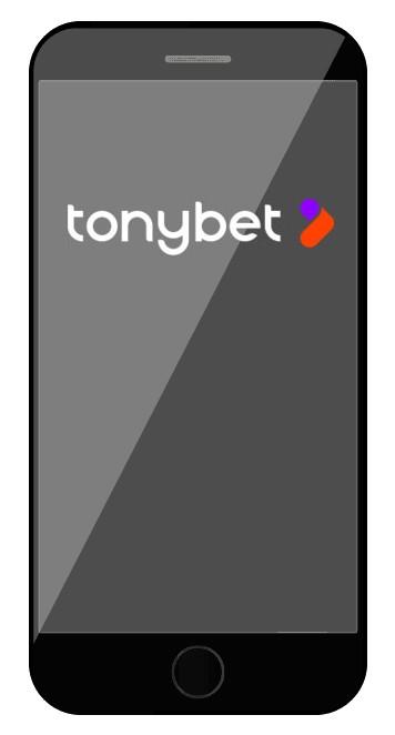 Tony Bet Casino - Mobile friendly