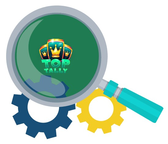 TopTally Casino - Software