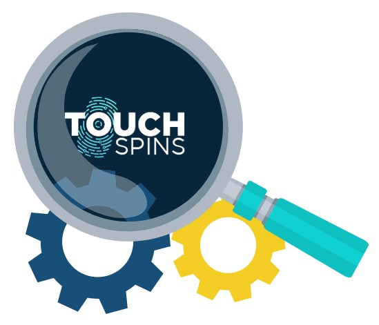 Touch Spins - Software