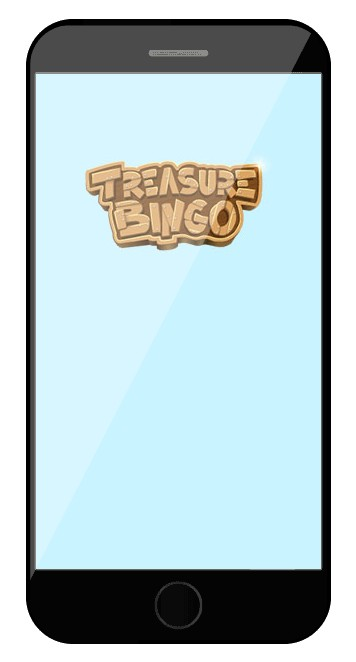 Treasure Bingo - Mobile friendly