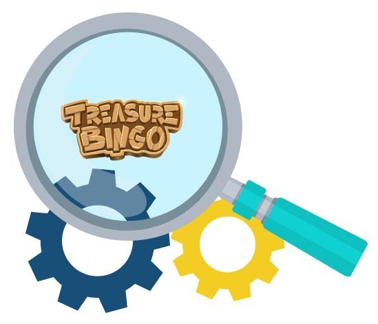 Treasure Bingo - Software