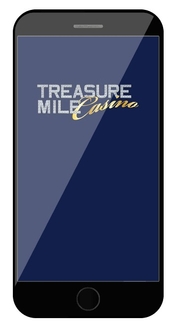 Treasure Mile Casino - Mobile friendly