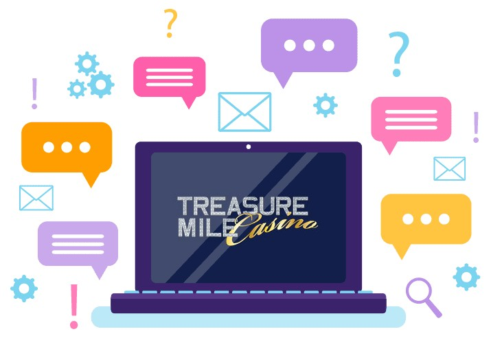 Treasure Mile Casino - Support
