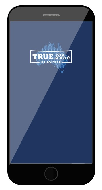 True Blue - Mobile friendly