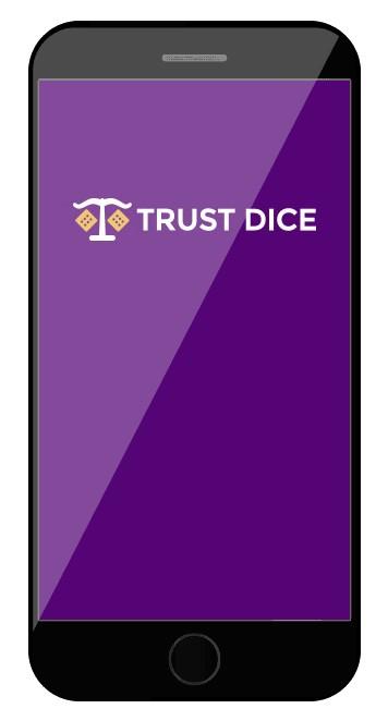 TrustDice - Mobile friendly