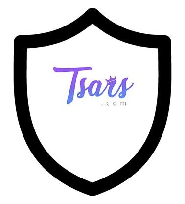 Tsars - Secure casino