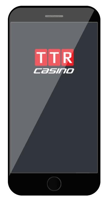 TTR Casino - Mobile friendly