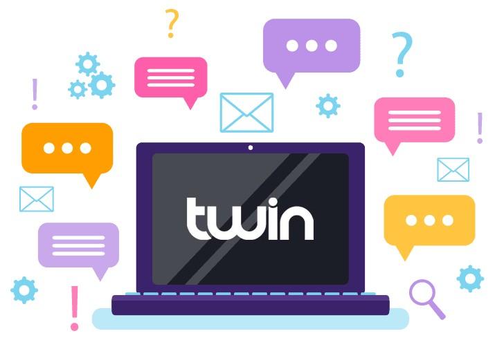 Twin Casino - Support