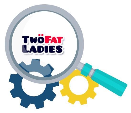 Two Fat Ladies Bingo - Software