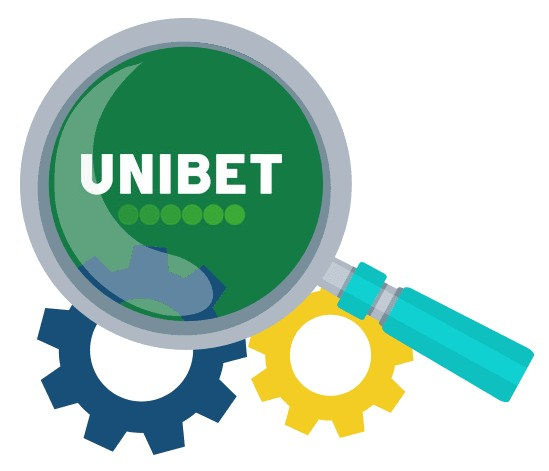 Unibet Casino - Software