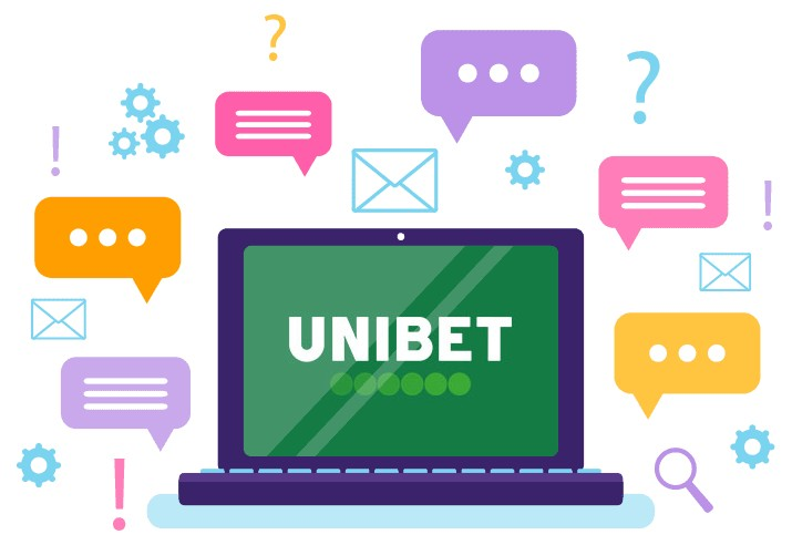 Unibet Casino - Support