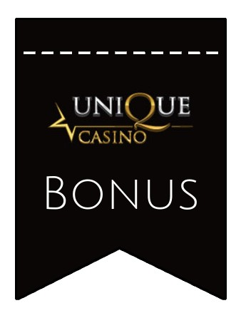 Latest bonus spins from Unique Casino