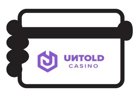 Untold Casino - Banking casino
