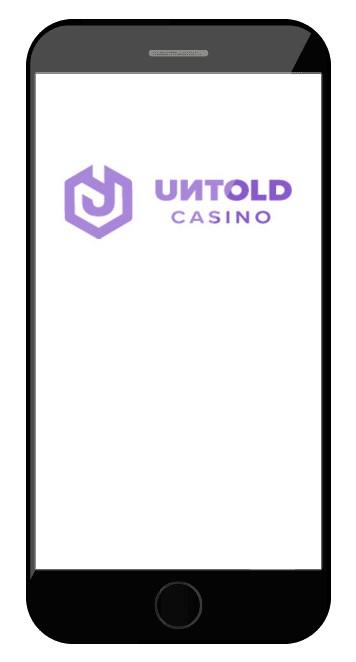 Untold Casino - Mobile friendly