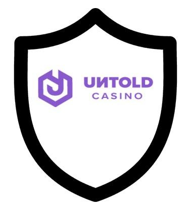 Untold Casino - Secure casino