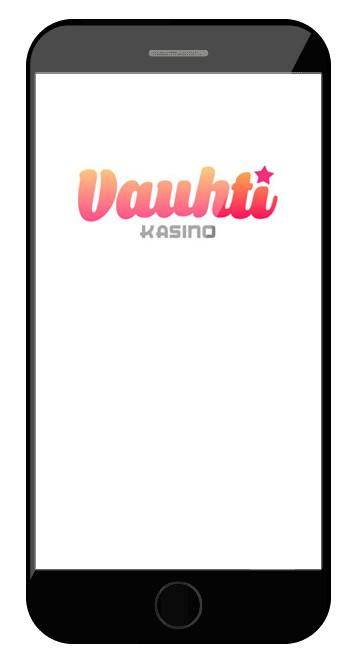 Vauhti - Mobile friendly