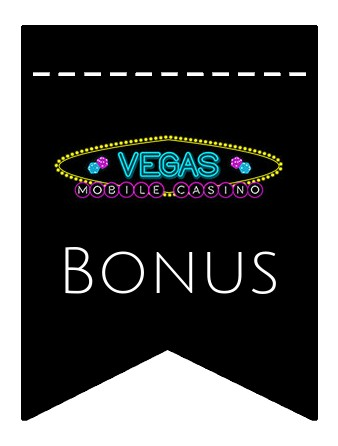Latest bonus spins from Vegas Mobile Casino