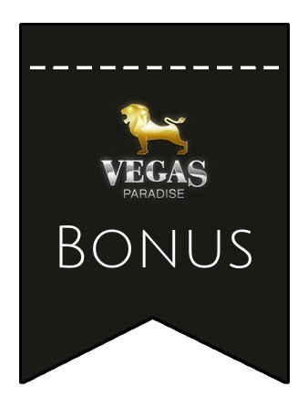 Latest bonus spins from Vegas Paradise Casino
