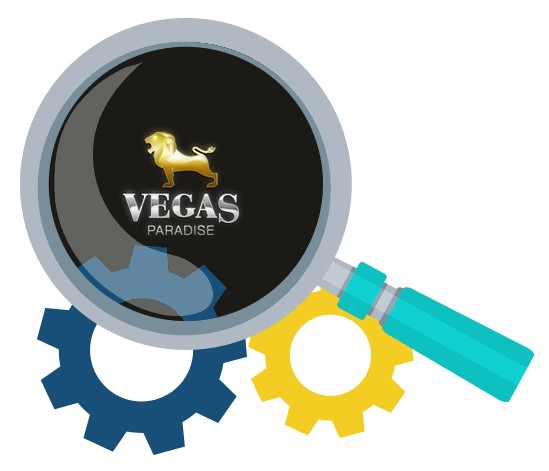 Vegas Paradise Casino - Software