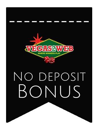 Vegas2Web Casino - no deposit bonus CR