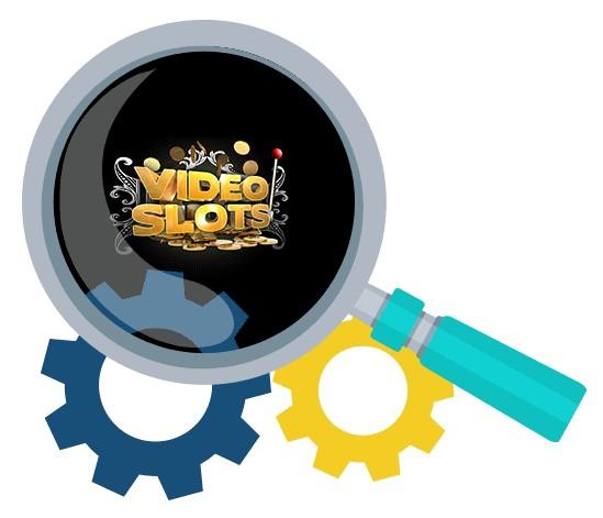 Videoslots Casino - Software