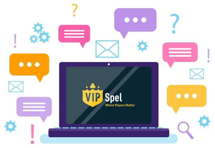 VIPSpel - Support