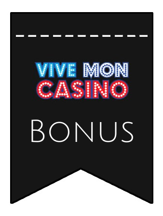 Latest bonus spins from Vive Mon Casino