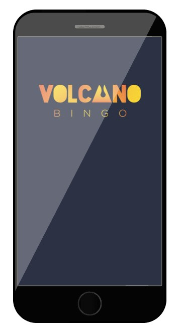 Volcano Bingo - Mobile friendly