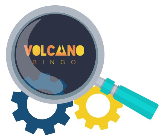 Volcano Bingo - Software
