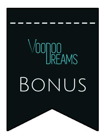 Latest bonus spins from Voodoo Dreams Casino
