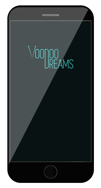 Voodoo Dreams Casino - Mobile friendly