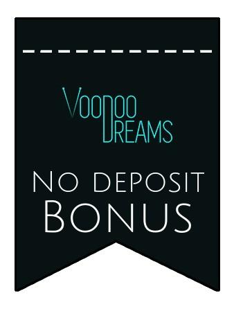 Voodoo Dreams Casino - no deposit bonus CR
