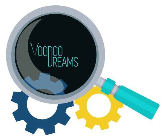 Voodoo Dreams Casino - Software