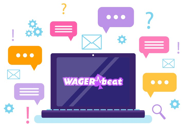 Wager Beat Casino - Support