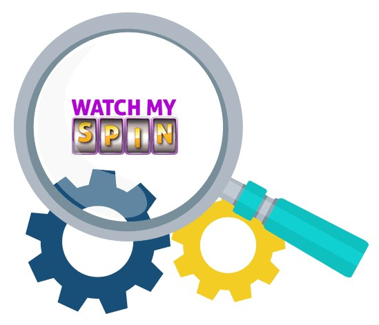 WatchMySpin - Software
