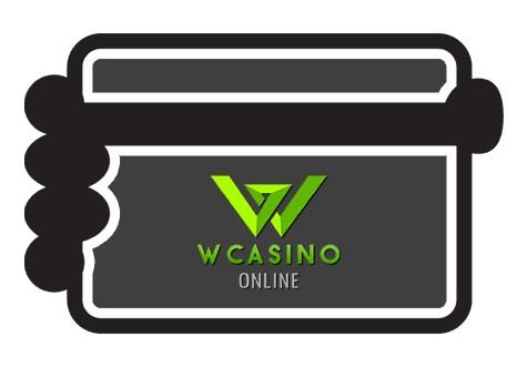 Wcasino - Banking casino