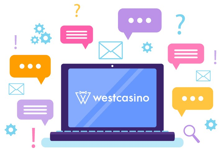 WestCasino - Support