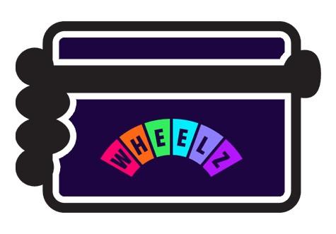 Wheelz - Banking casino