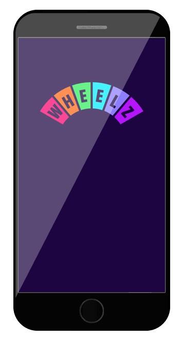 Wheelz - Mobile friendly
