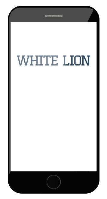 WhiteLionBet Casino - Mobile friendly