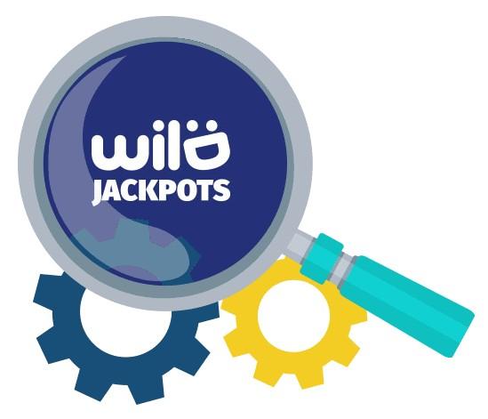 Wild Jackpots Casino - Software