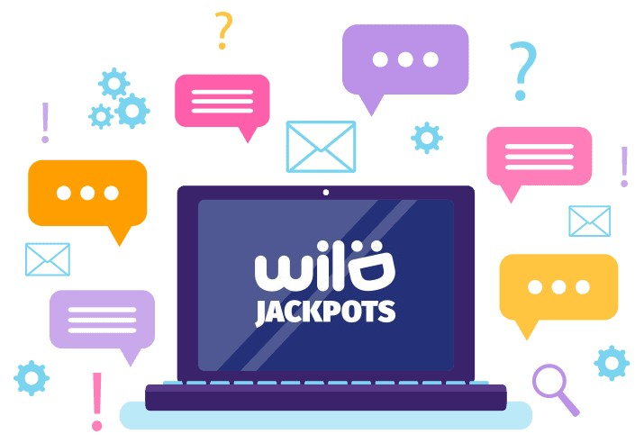Wild Jackpots Casino - Support