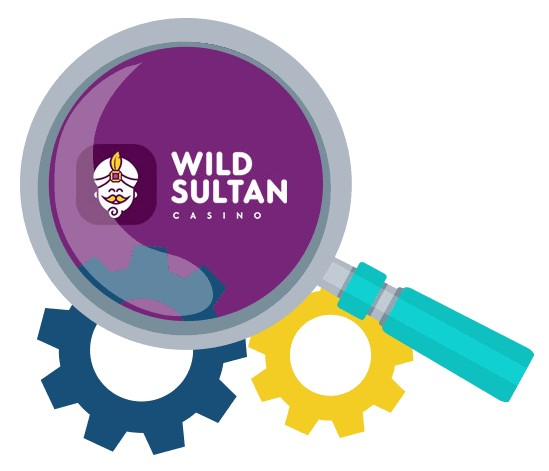 Wild Sultan Casino - Software