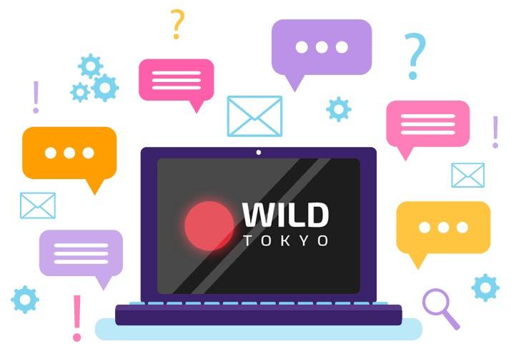 Wild Tokyo - Support