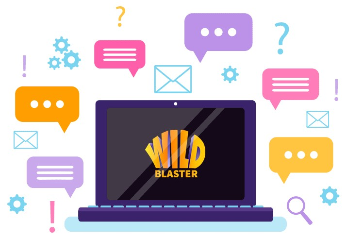 Wildblaster Casino - Support