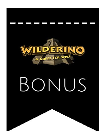 Latest bonus spins from Wilderino